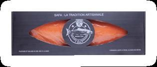 saumon filet entier