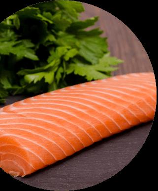 safa coeur de saumon