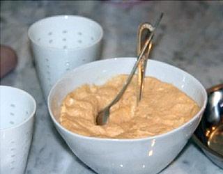 recette tarama grec